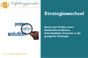 Strategiewechsel