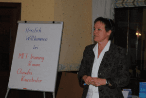 Vereinbarkeit Claudia Kauscheder