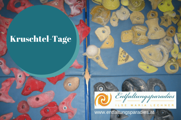 Kruschtel-Tage, Flow, Entspannung, To-do-Liste