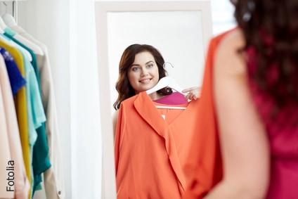 nichts anzuziehen - voller Kleiderschrank - Farb- und Stilberatung - Warum eine Farb- und Stilberatung gelassen macht