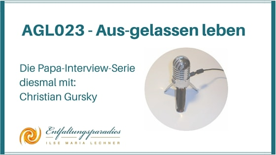 Papa-Interview mit Christian Gursky