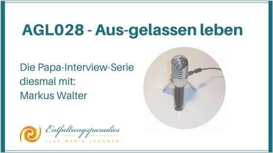 Papa-Interview mit Markus Walter-Väter-Erziehung