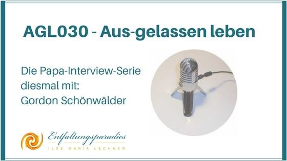Papa-Interview mit Gordon Schönwälder-Väter-Interview